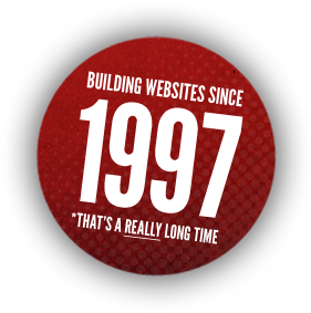 Building Websites Since 1997, That's a really long time